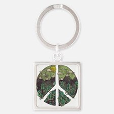 Mountain Peace Keychains