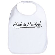 Made in New York Bib
