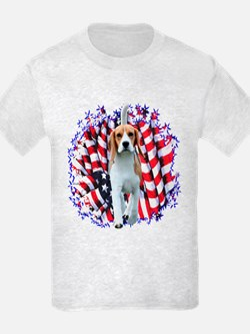 Beagle Patriot T-Shirt