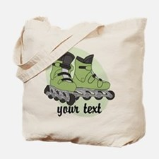 Personalized Rollerblade Tote Bag