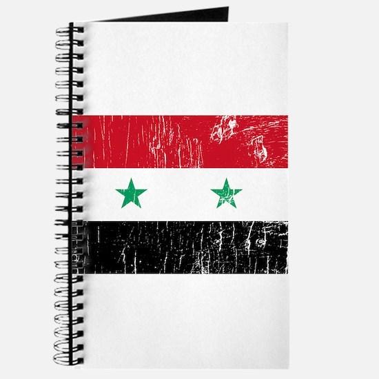 Vintage Syria Journal