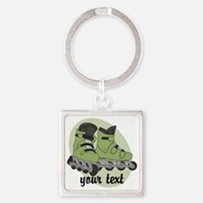 Personalized Rollerblade Keychains
