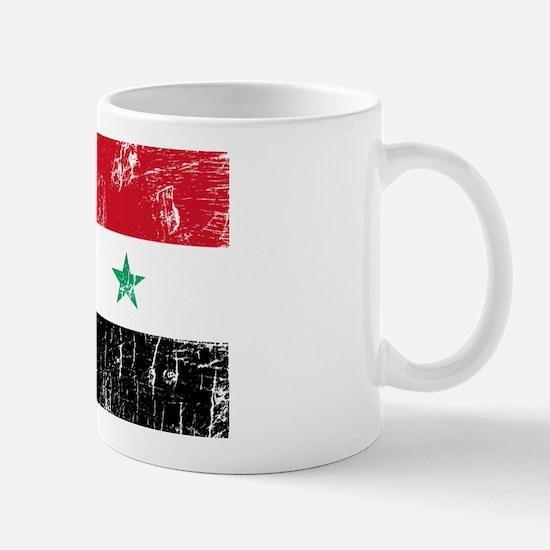 Vintage Syria Mug