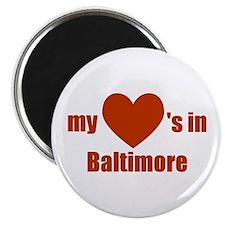 "Baltimore 2.25"" Magnet (100 pack)"