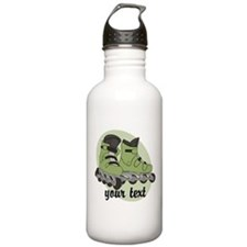 Personalized Rollerblade Water Bottle