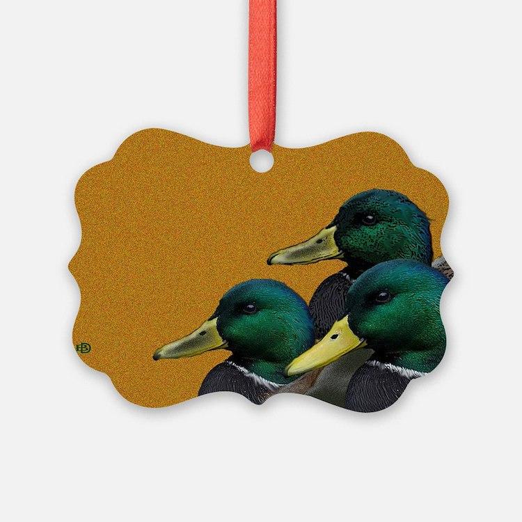 Mallards Ornament