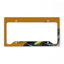 Mallards License Plate Holder