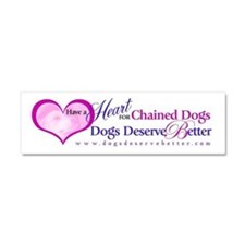 Have A Heart Car Magnet 10 X 3