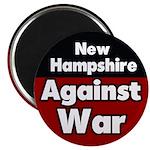 New Hampshire Antiwar Magnet