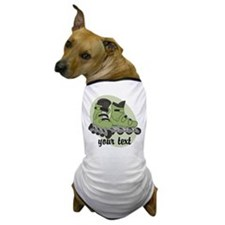 Personalized Rollerblade Dog T-Shirt