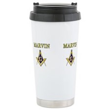 Funny Marvin Travel Mug