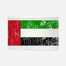 Vintage UAE Rectangle Magnet