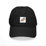 Bobwhite Cock Black Cap