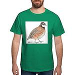 Bobwhite Cock Dark T-Shirt