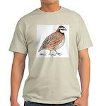 Bobwhite Cock Light T-Shirt