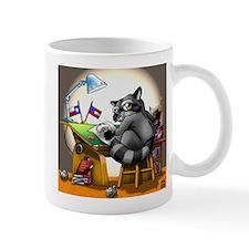 Artraccoon Studio Mugs