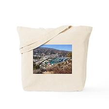 Catalina Island Avalon Tote Bag