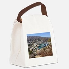 Catalina Island Avalon Canvas Lunch Bag