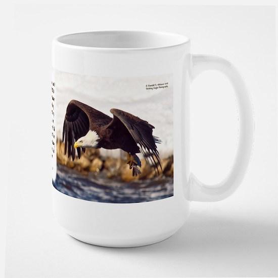 Mount On Wings As Eagles (left) - Isaiah Mugs