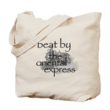 the oriental express Tote Bag
