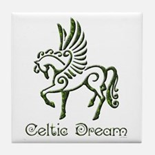 Celtic Dream Tile Coaster