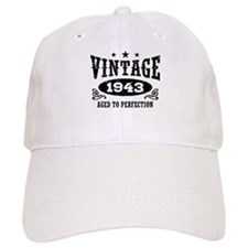 Vintage 1943 Baseball Cap