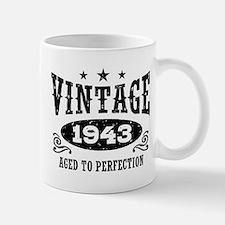 Vintage 1943 Mug