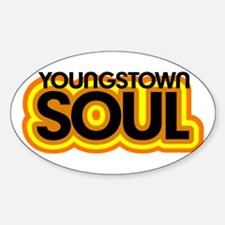 Youngstown Soul Oval Decal