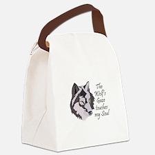 My Soul Canvas Lunch Bag