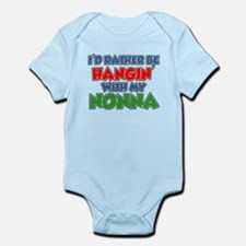 Rather Be With Nonna Body Suit