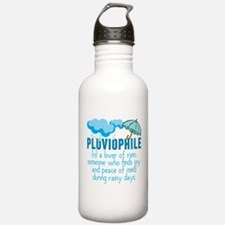 Pluviophile Water Bottle