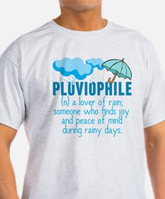 Pluviophile T-Shirt