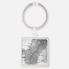 Province of Calabria Keychains