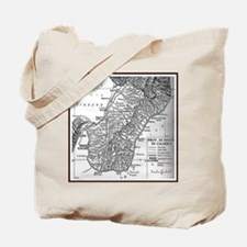 Province of Calabria Tote Bag