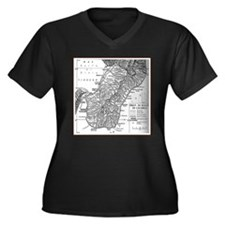 Province of Calabria Plus Size T-Shirt