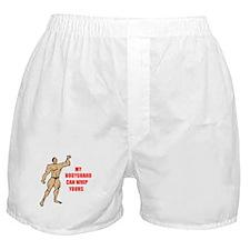 BODYGUARD Boxer Shorts