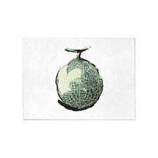 Melon 5'x7'Area Rug