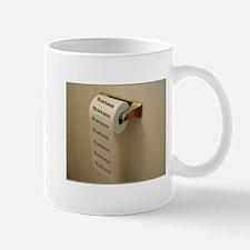 VICTORY OVER SATAN Mug