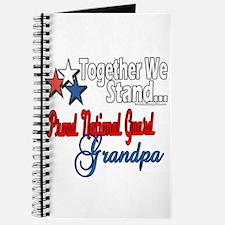 National Guard Grandpa Journal