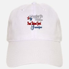 National Guard Grandpa Baseball Baseball Cap