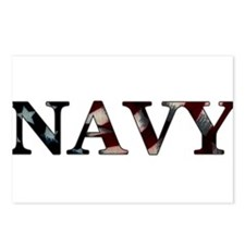 NAVY_flag copy.png Postcards (Package of 8)