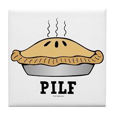 PILF Tile Coaster