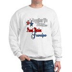 Marine Grandpa Sweatshirt