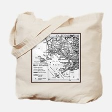Province of Naples Tote Bag
