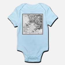 Province of Naples Body Suit