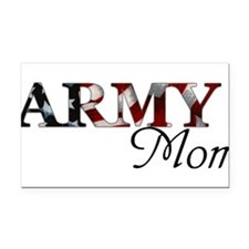 Mom Army_flag .png Rectangle Car Magnet