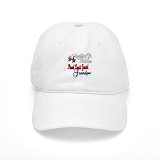 Coast Guard Grandpa Baseball Cap
