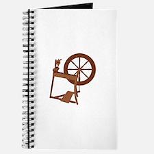 Yarn Spinning Wheel Journal