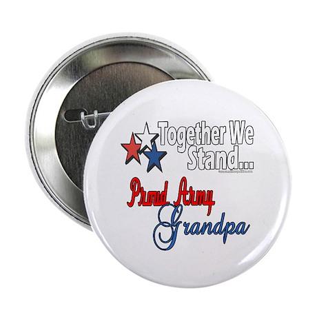 Army Grandpa Button
