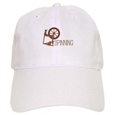Spinning Wheel Baseball Baseball Cap